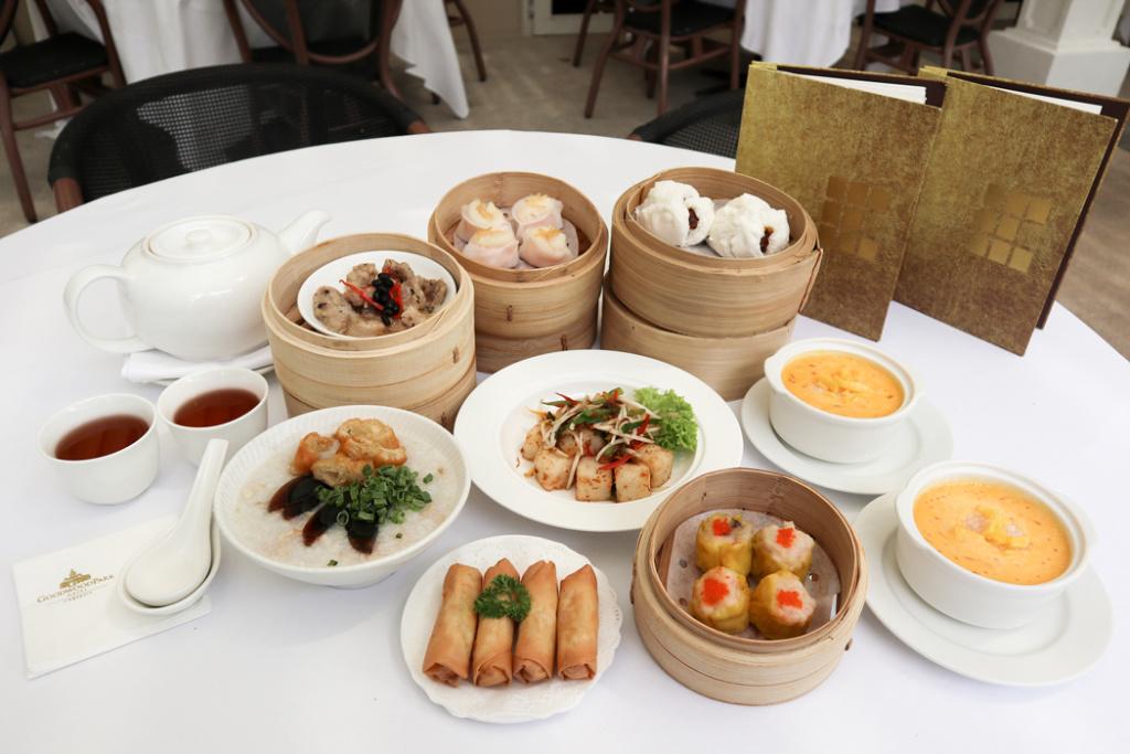Sumptuous Weekdays at Min Jiang