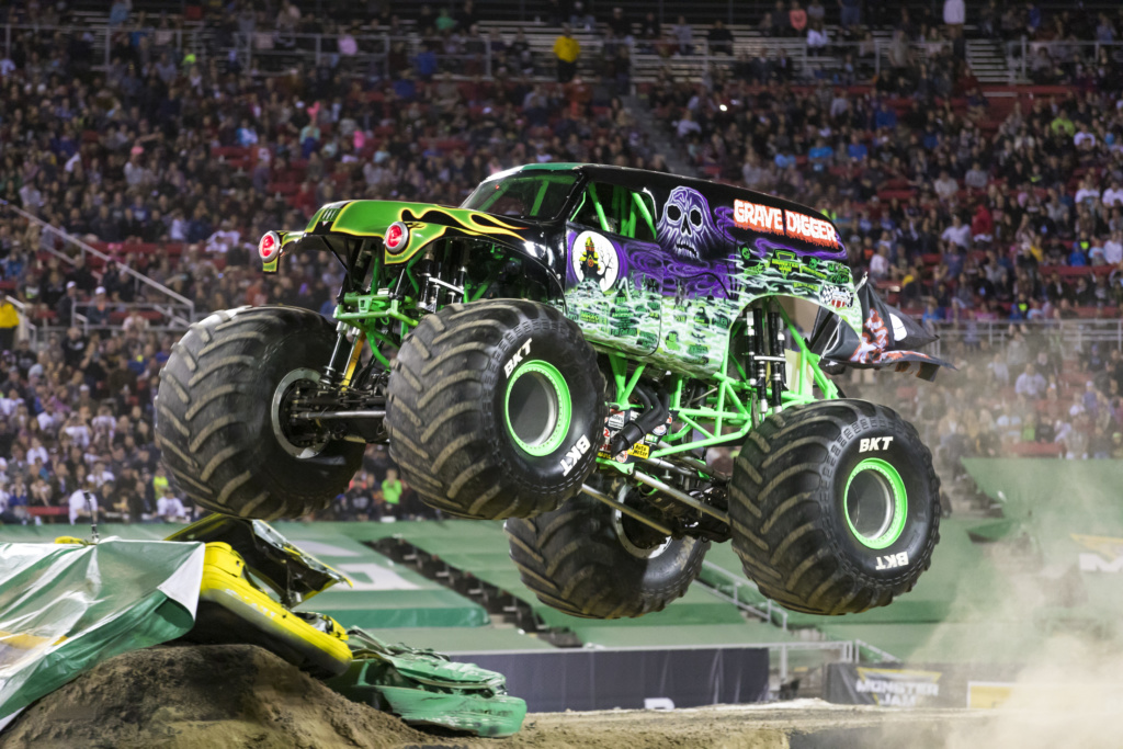 Monster Jam Returns to Singapore on 7 December