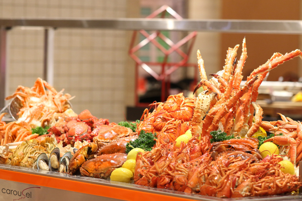 Let's Get Crackin' – a lobsters and crabs special!