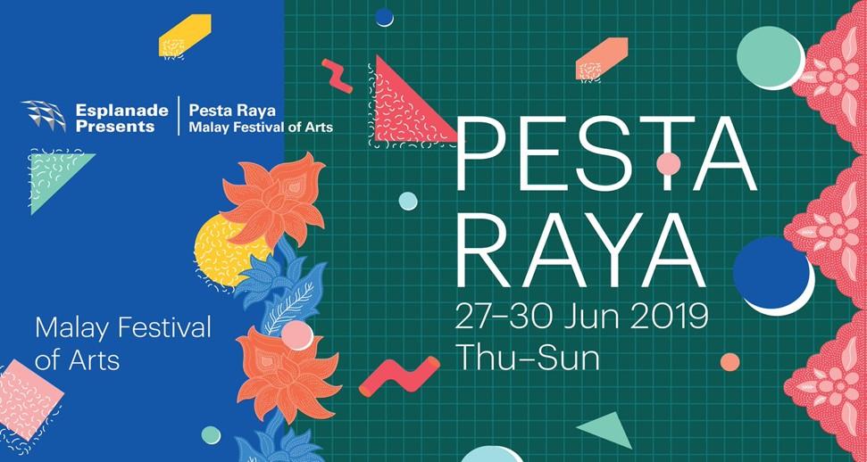 Pesta Ray Festival - 27-30 Jun 2019