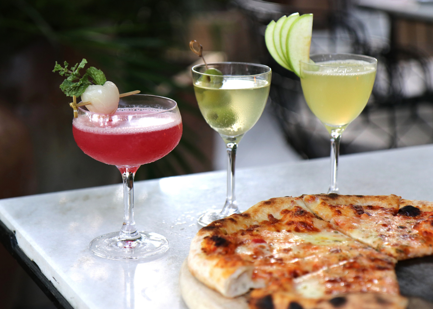 There are new happy hour deals at Publico