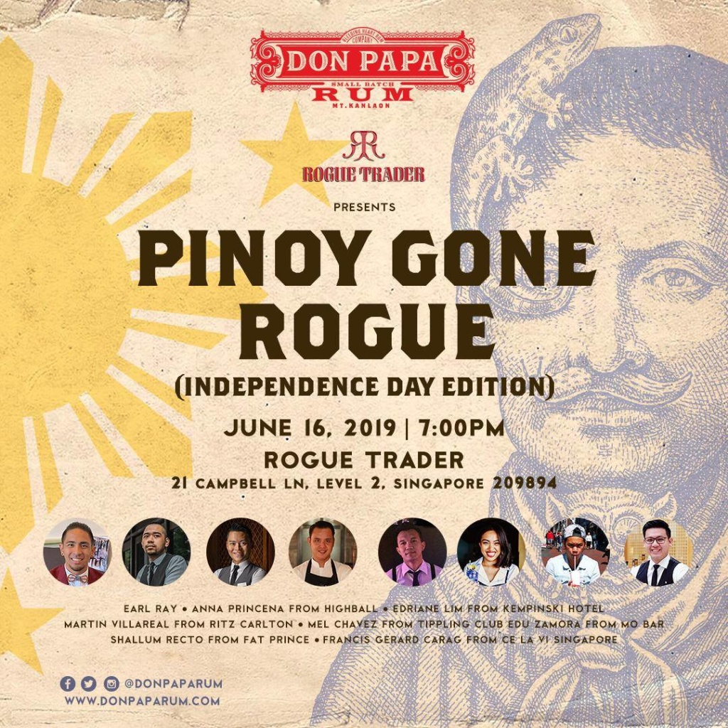 Rogue Trader Presents: Pinoys Gone Rogue (Independence Day Edition)