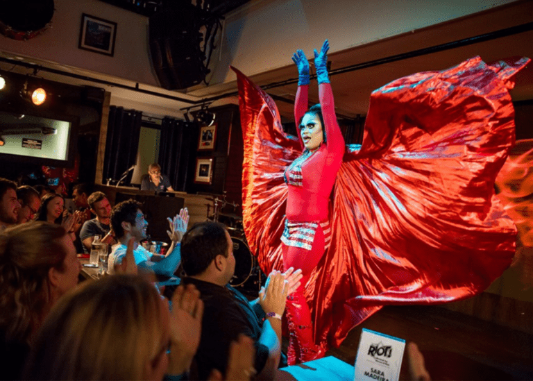 Raise the queer-tient at the best live drag shows in Singapore