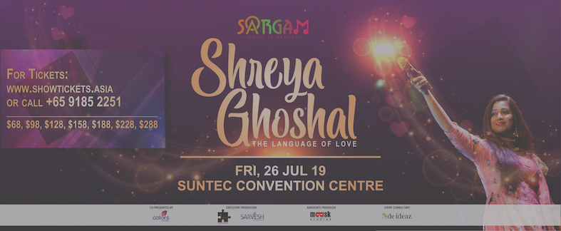 Shreya Ghoshal Concert