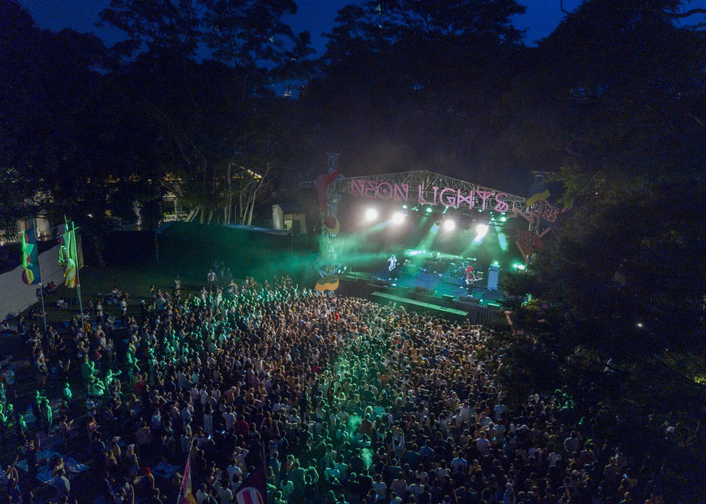 Music festivals around Southeast Asia