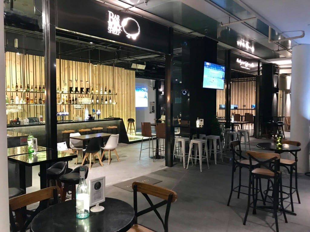 Sports bars in Singapore: Places to watch live football, rugby, tennis, golf and other sporting events