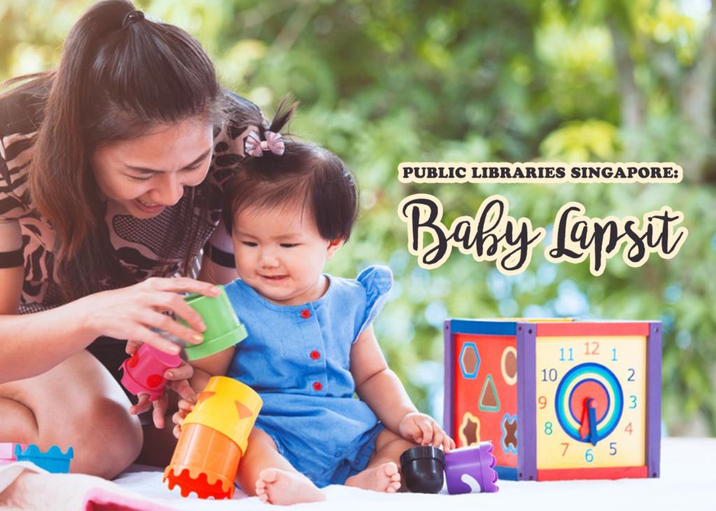 Public Libraries Singapore: Baby Lapsit