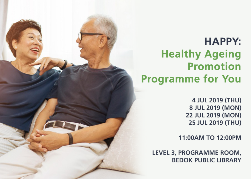 Happy: Healthy Ageing Promotion Programme For You
