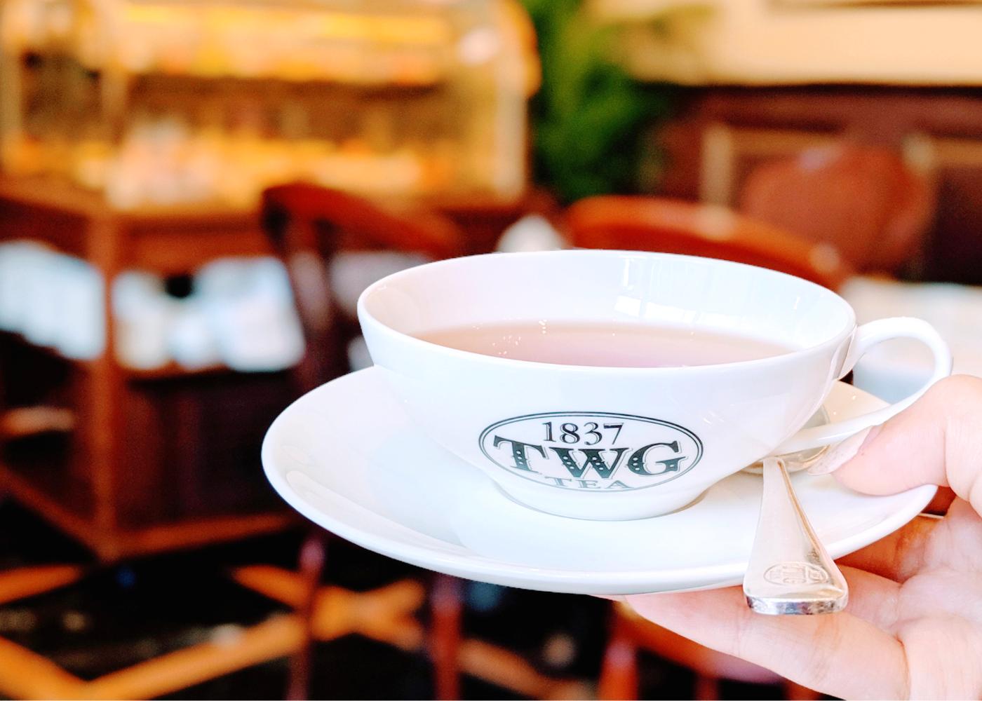 TWG chai