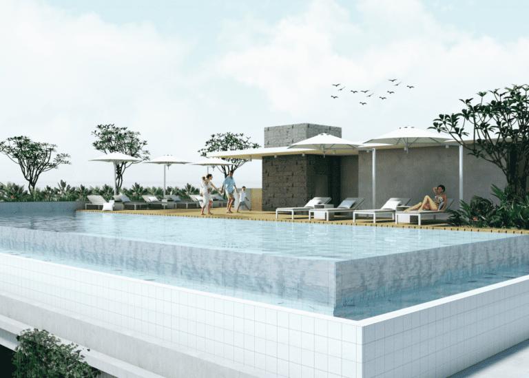 Snag a piece of the Canggu property investment pie at Citadines Berawa Beach Bali, a development by Genesis Indojaya