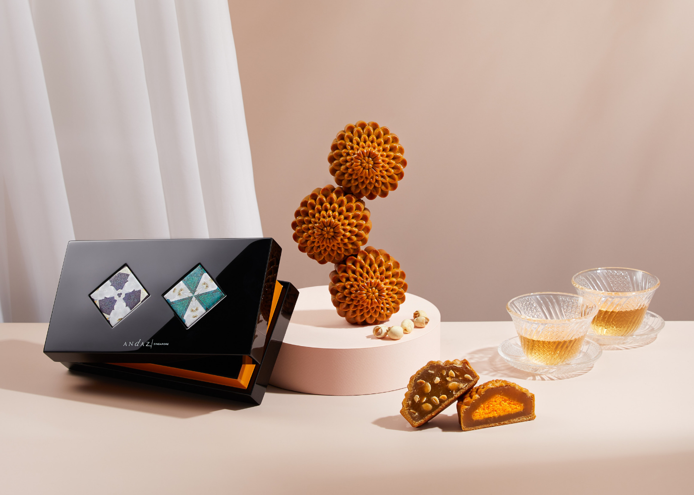 Andaz Singapore | Mooncakes in Singapore