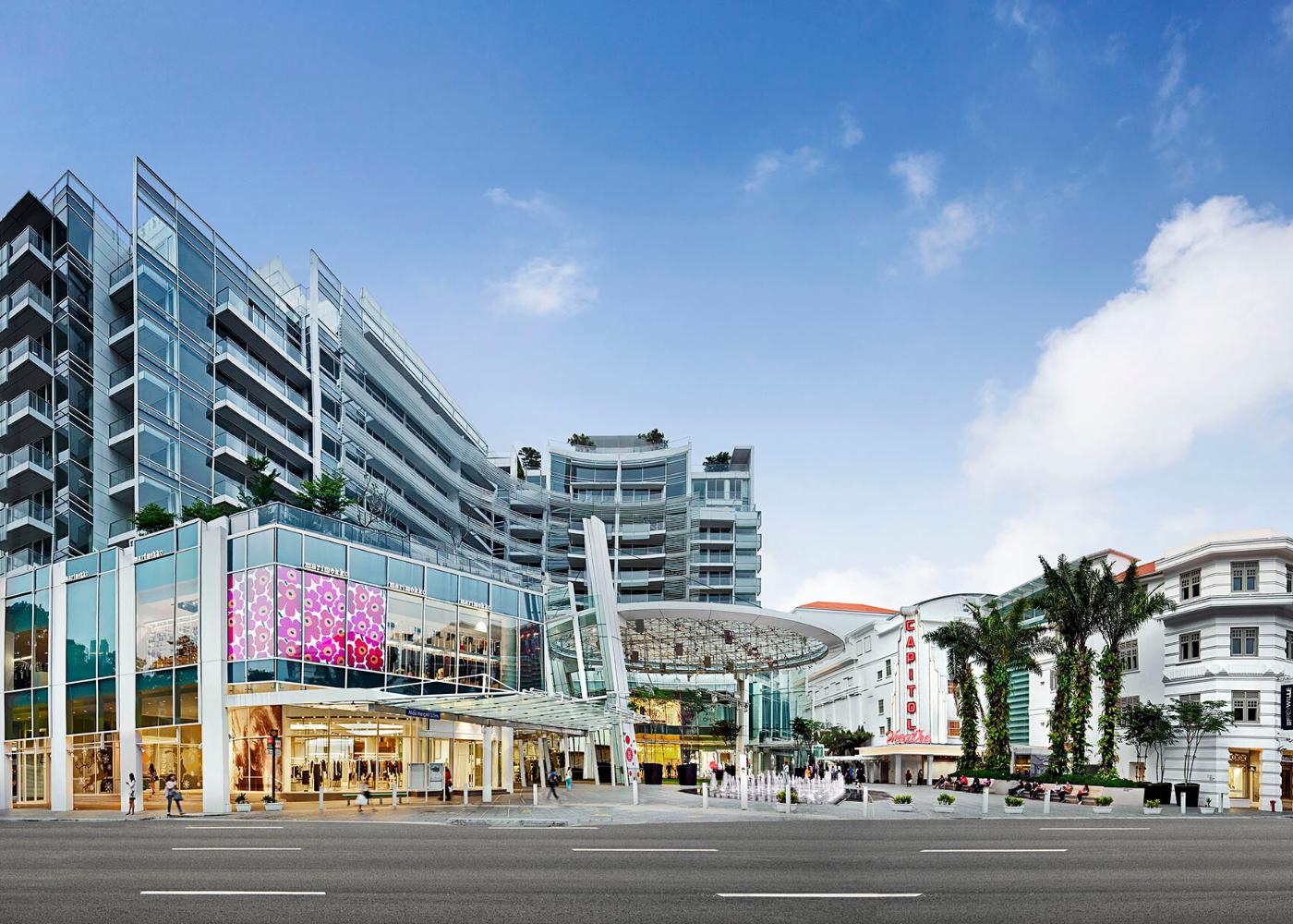 Capitol Singapore | Shopping Malls