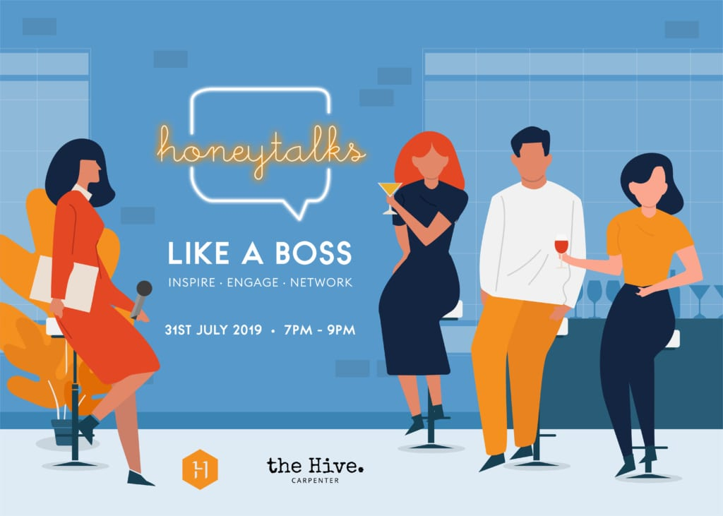 HoneyTalks: Like a Boss brings you local startup stories over wine!