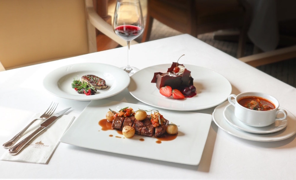 Embark on a Gourmet Tour of Europe at Gordon Grill