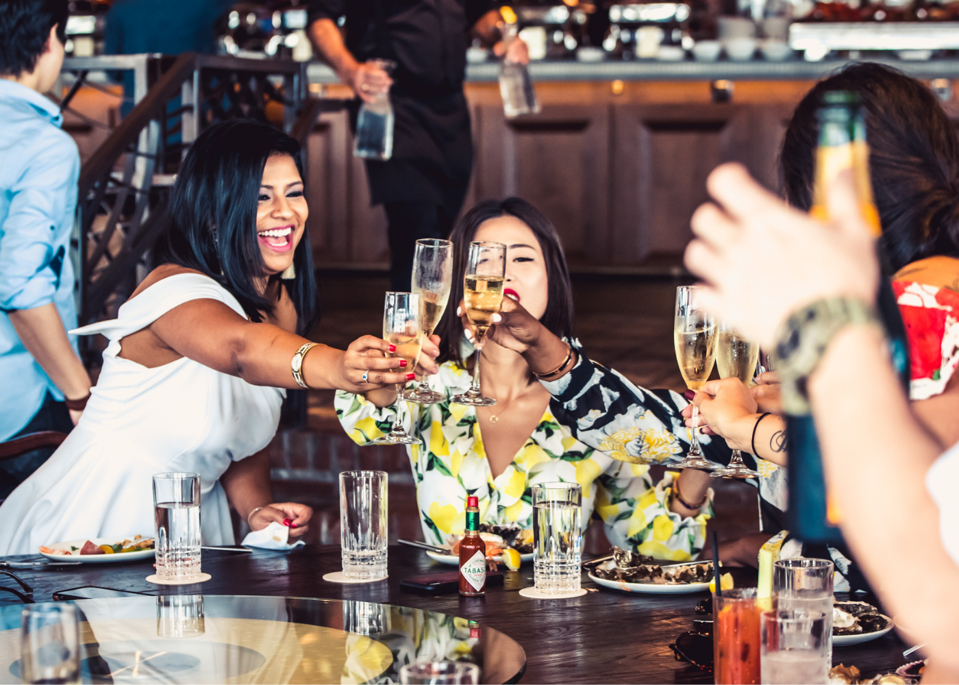 A Saturday brunch to remember at Lavo's new party brunch series