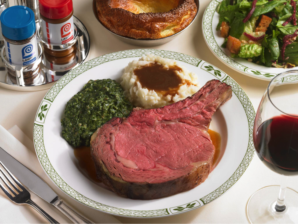 Lawry's The Prime Rib celebrates 20 years.