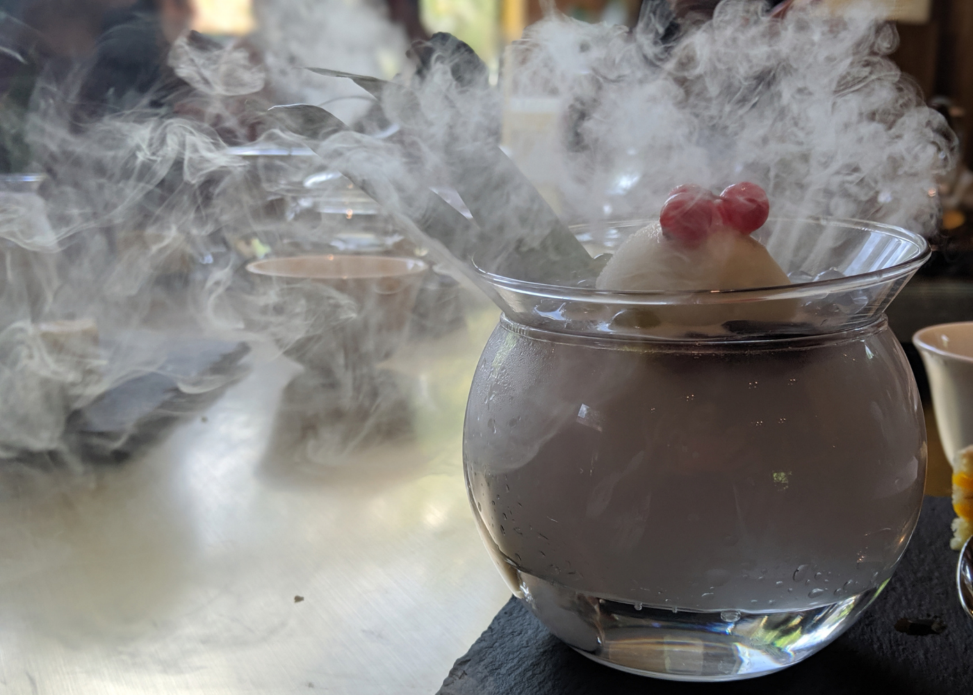 Hot New Table: Min Jiang at Dempsey is elegant, Asian and entirely impressive