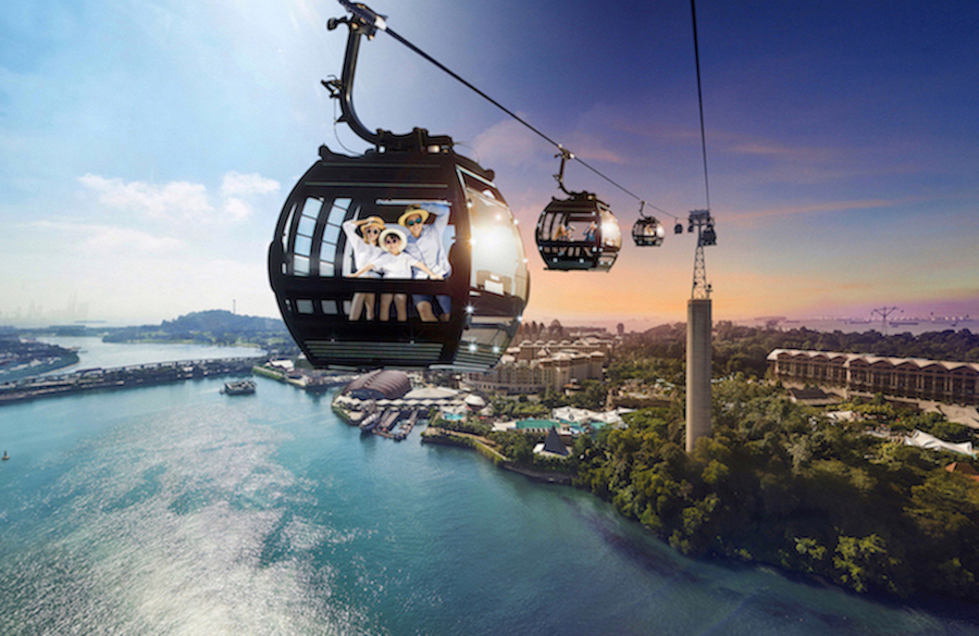 Free Cable Car rides in month of July for seniors