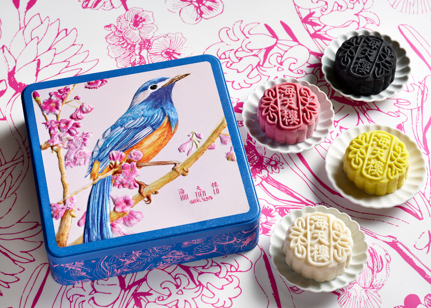 Pan Pacific's mooncakes will have you over the moon | Mooncakes in Singapore