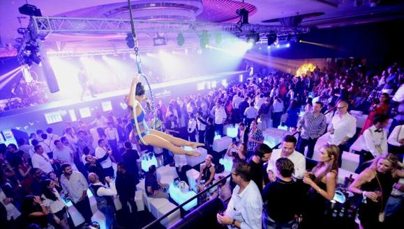 The Podium Lounge Singapore 2019