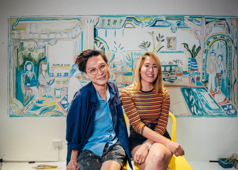 Singapore Creators: Hanging out with Ripple Root's Estella Ng & Liquan Liew