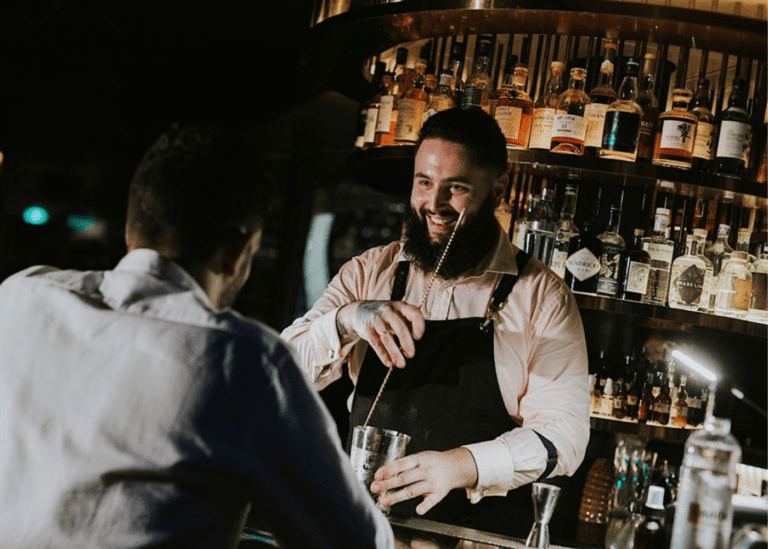 Smoke and Mirrors' new head bartender, Jorge Conde talks crazy concoctions and the importance of story-telling in cocktail mixing