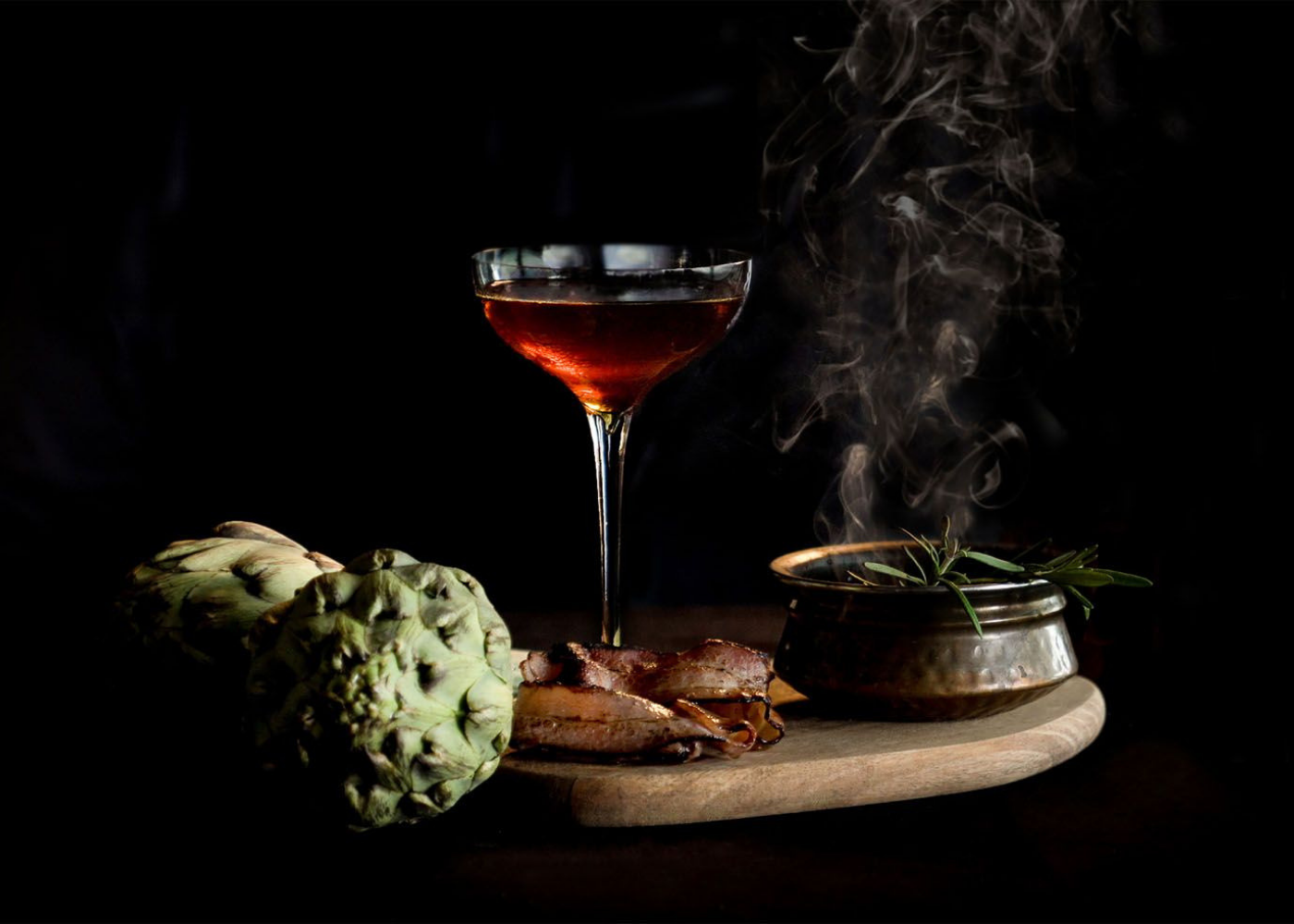 Smoke and Mirrors debuts a refreshed cocktail menu with Jorge Conde