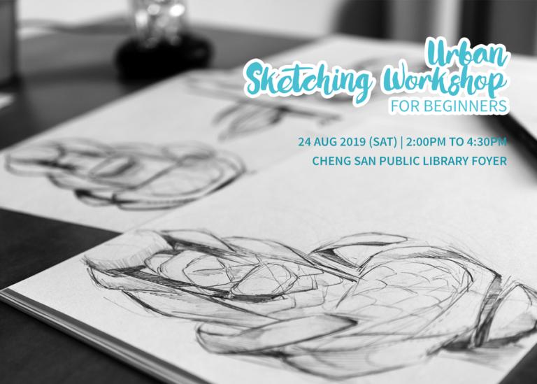 Urban Sketching Workshop For Beginners