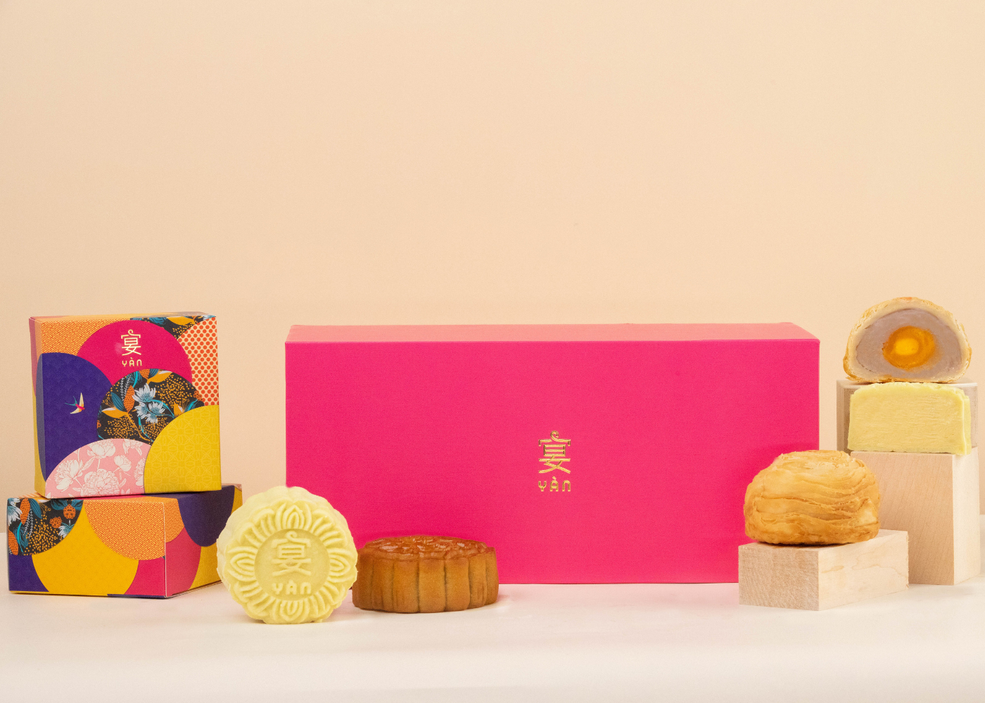 Yan Restaurant | Mid-autumn festival calls for Singapore's best mooncakes