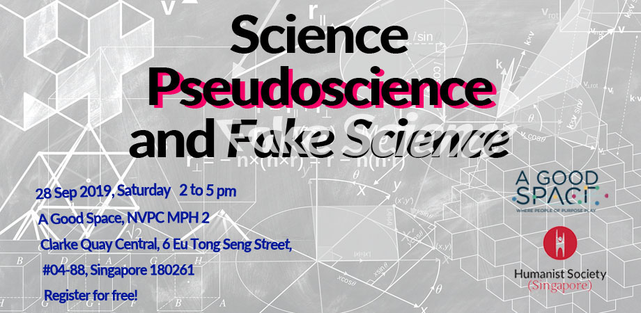 Science, Pseudoscience And Fake Science