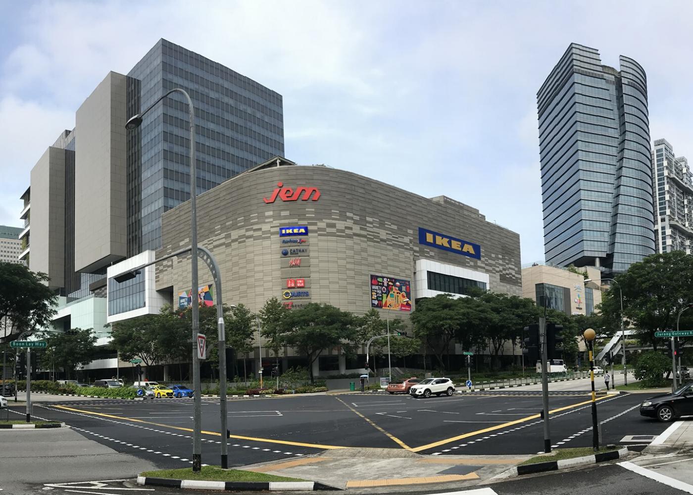 JEM | best shopping malls in Singapore