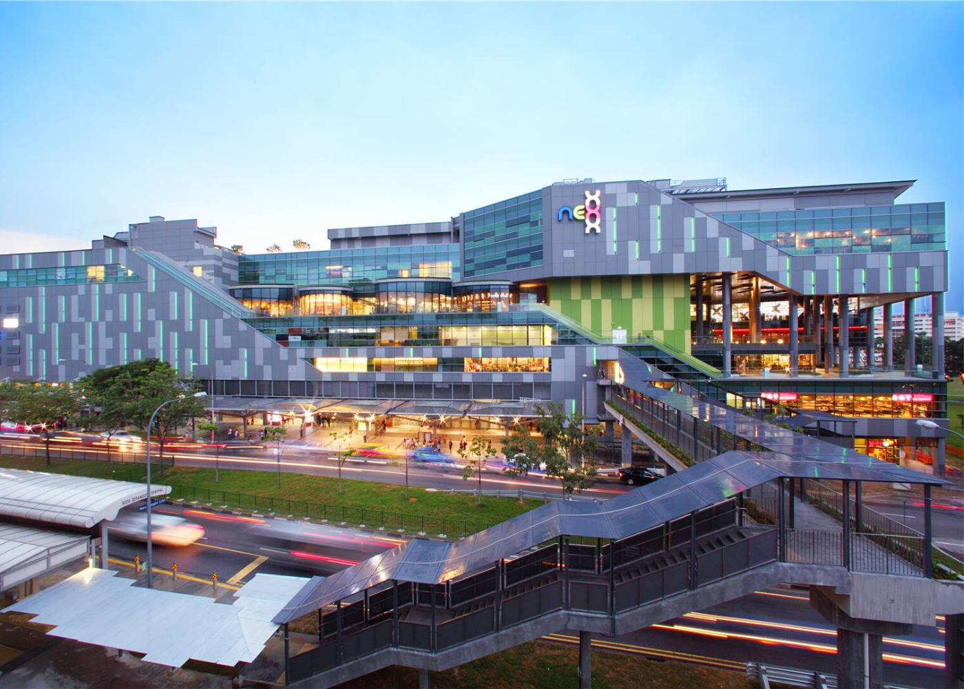 NEX | best shopping malls in Singapore