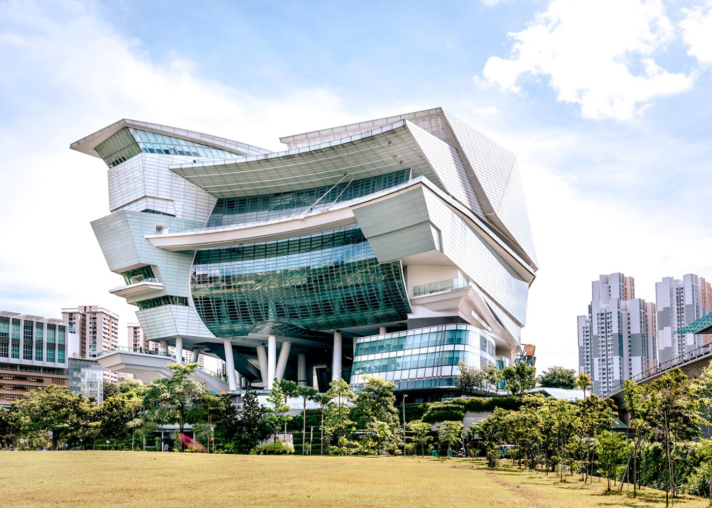 The Star Vista | best shopping malls in Singapore