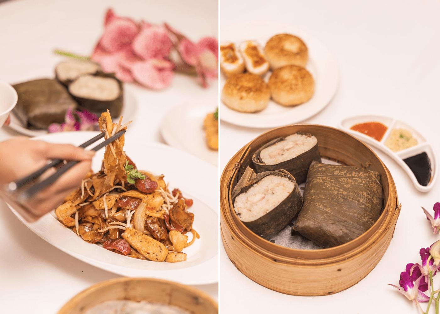 National Day dining at Yan