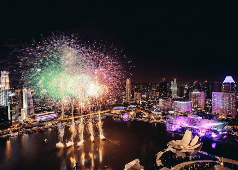 National Day 2019 at Marina Bay Sands is all about feasting and partying with a local flavour