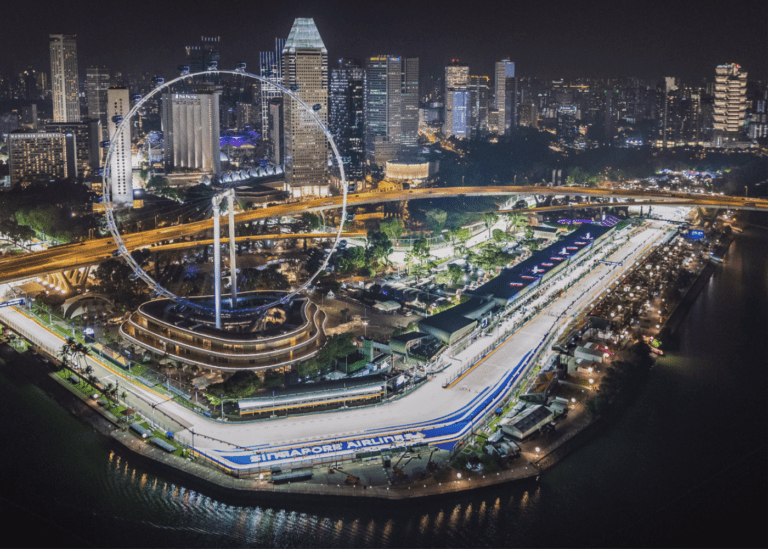 Everything you didn't know about the  FORMULA 1 SINGAPORE AIRLINES SINGAPORE GRAND PRIX 2019