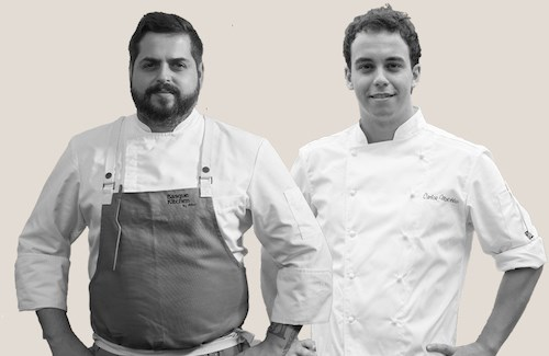 Four Hands Dinner: Basque Kitchen by Aitor x Esquina