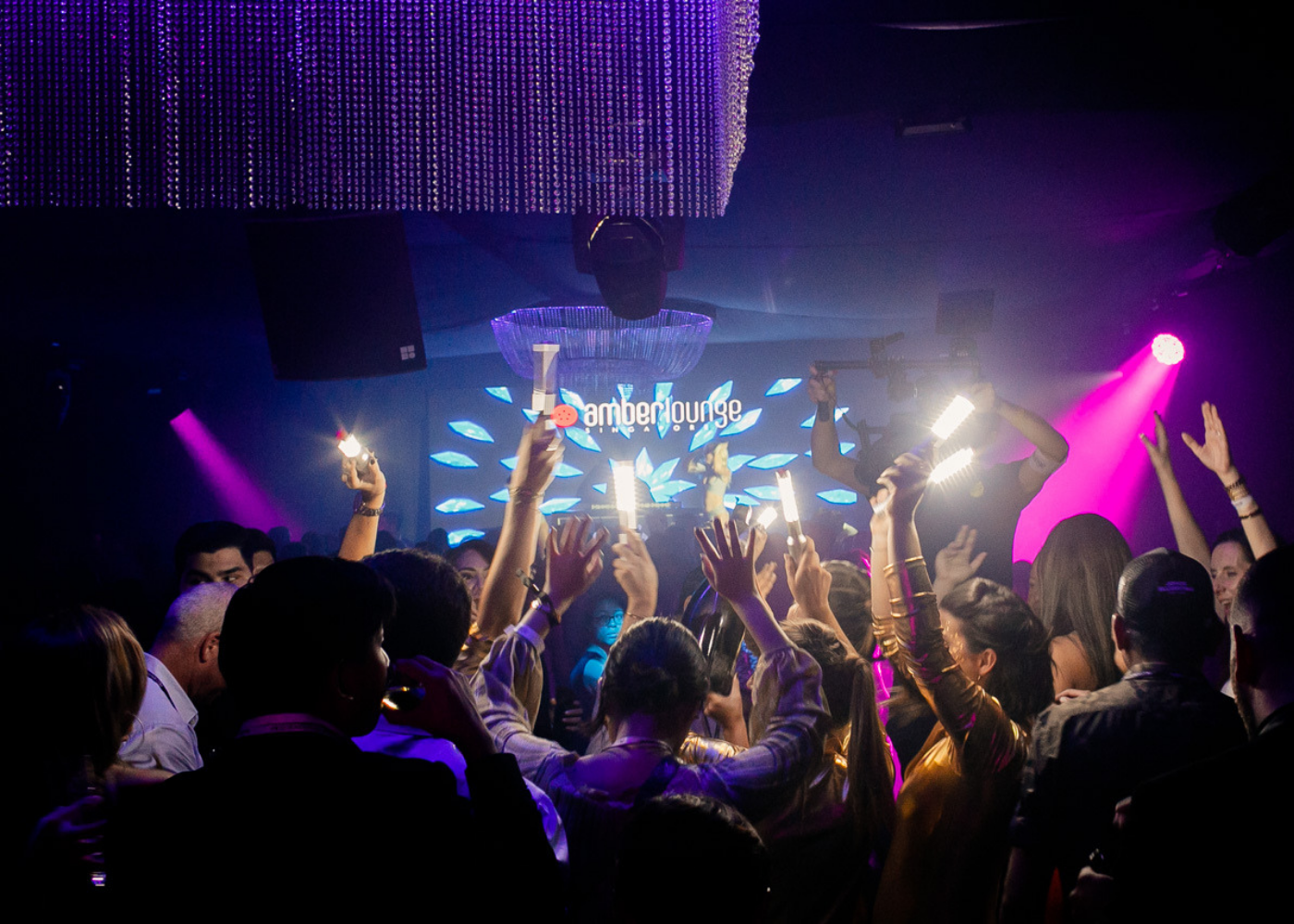 Amber Lounge | Things to do in Singapore in September 2019
