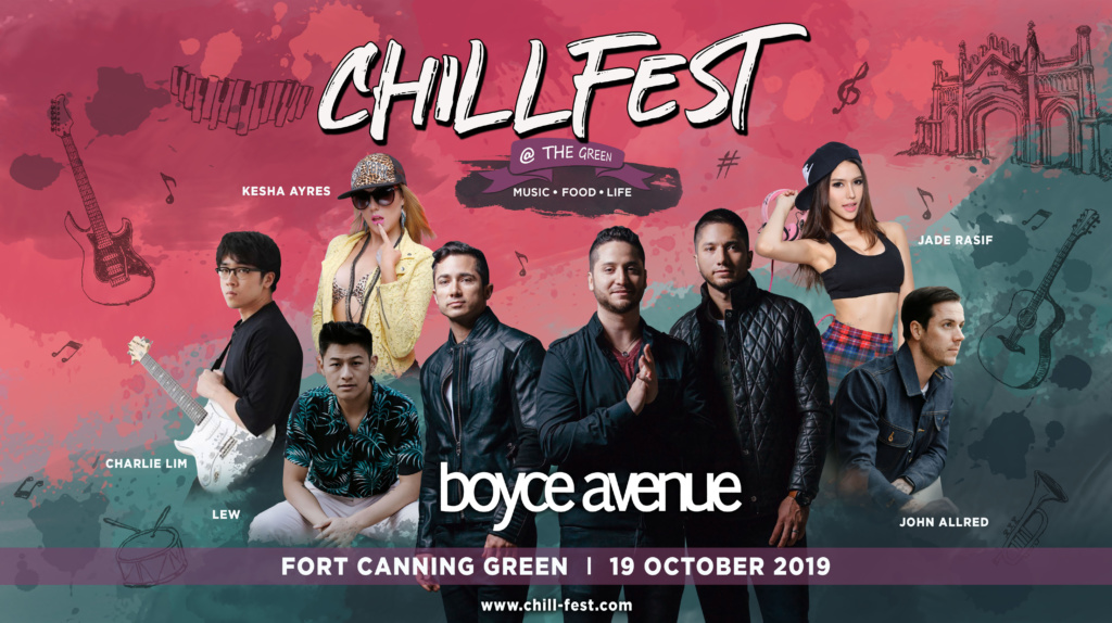Chillfest at The Green