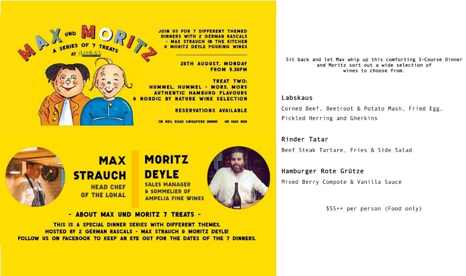 Max Und Moritz 7 Treats – Treat 2: Hummel, Hummel – Mors, Mors