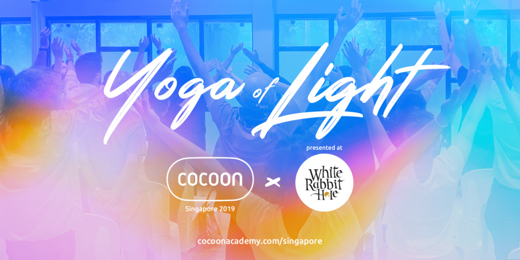 Yoga of Light by Cocoon Academy: Restorative Yoga + Guided Meditation  Workshop | Honeycombers Singapore