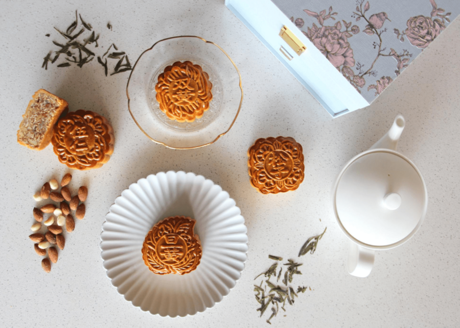 Fairmont Singapore Mooncakes