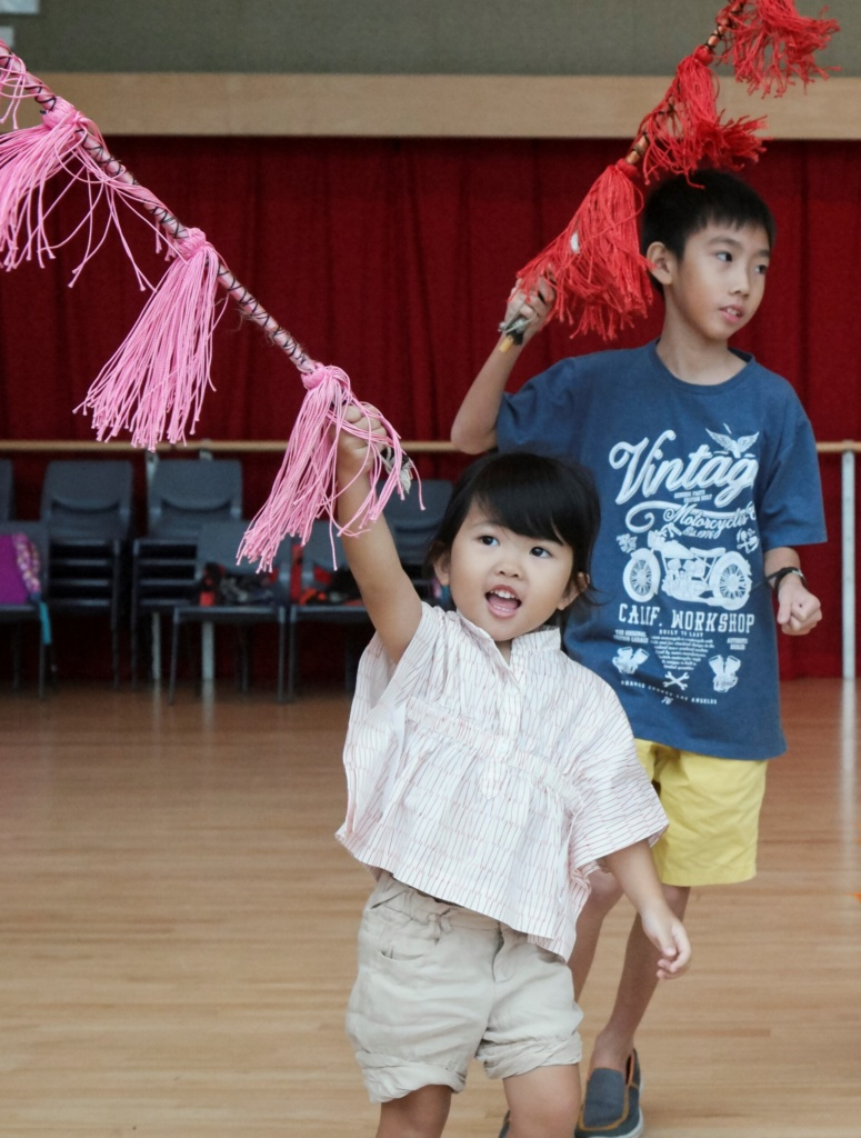 Parent-Child Workshop: Discovering Xiqu (Chinese Opera)