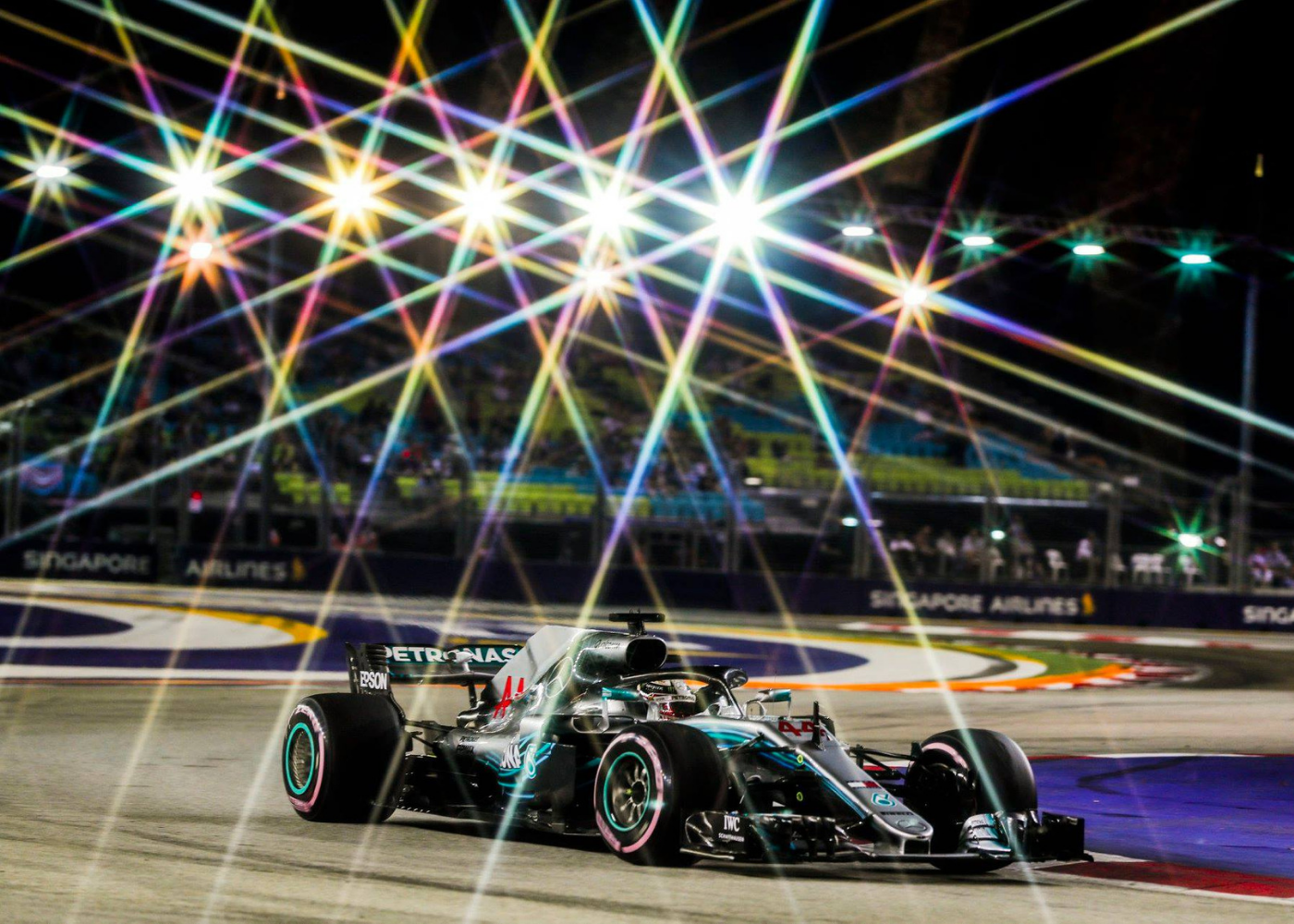 F1 Singapore Grand Prix 2019 guide