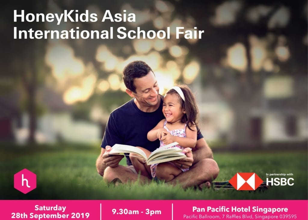 HoneyKids Asia International School Fair