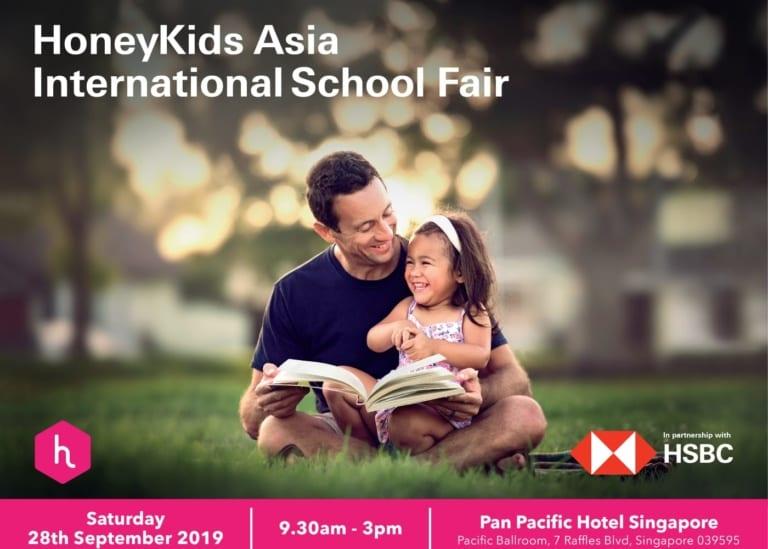 HoneyKids Asia International School Fair