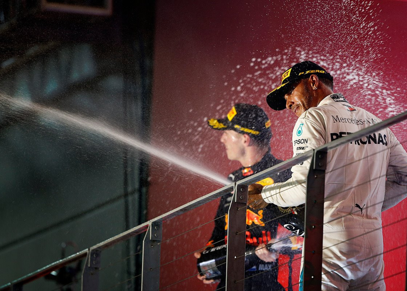 Lewis Hamilton was last year's winner | Singapore Grand Prix
