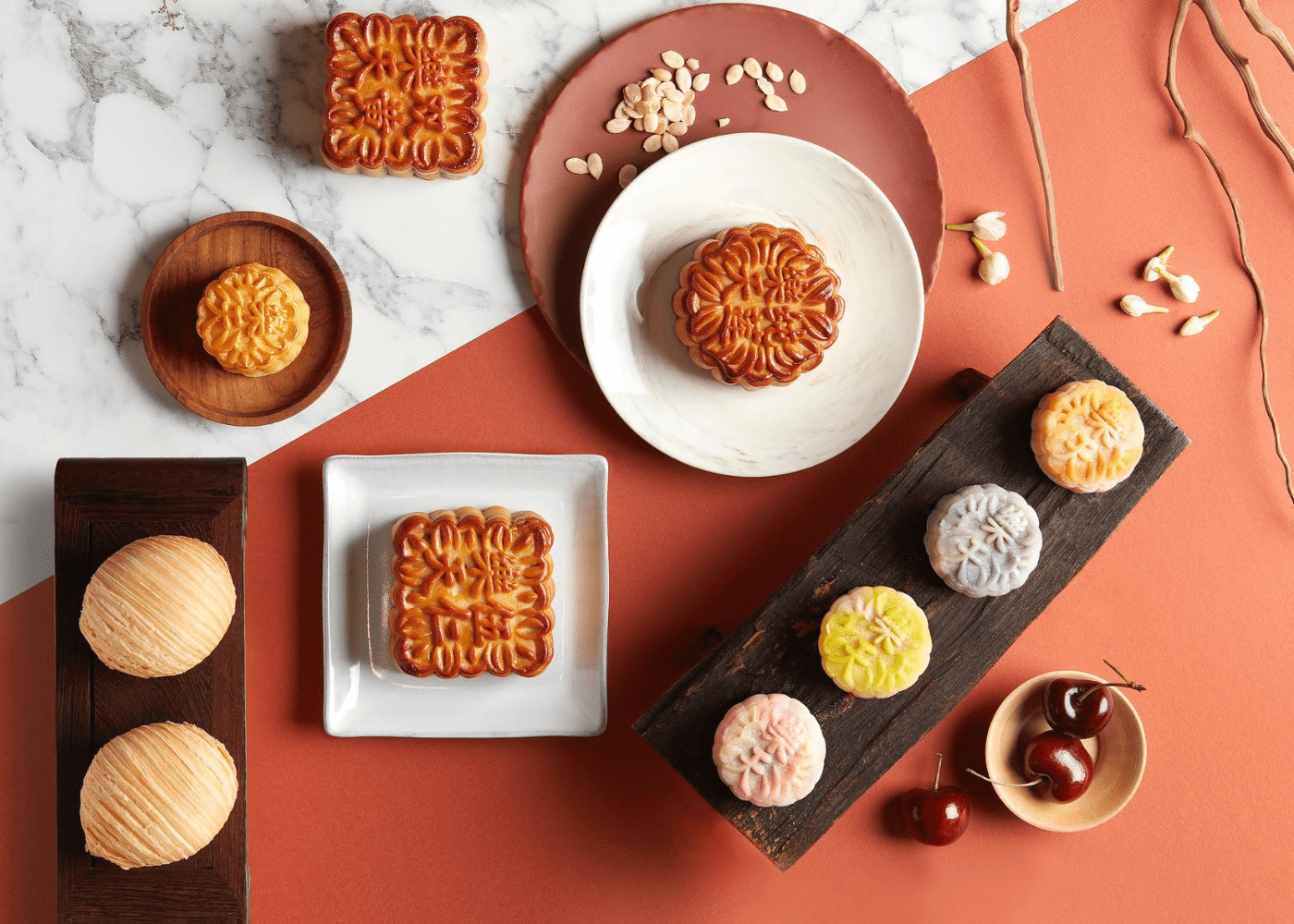 Mooncake mania: Traditional and unique mooncakes in Singapore that take the cake