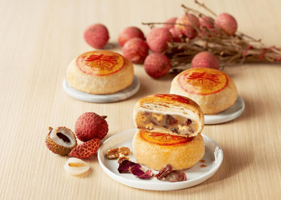 Thye Moh Chan Teochew mooncakes