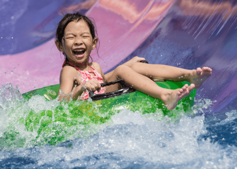 Wild Wild Wet: Soak up the fun (and the perks) at this insane water park